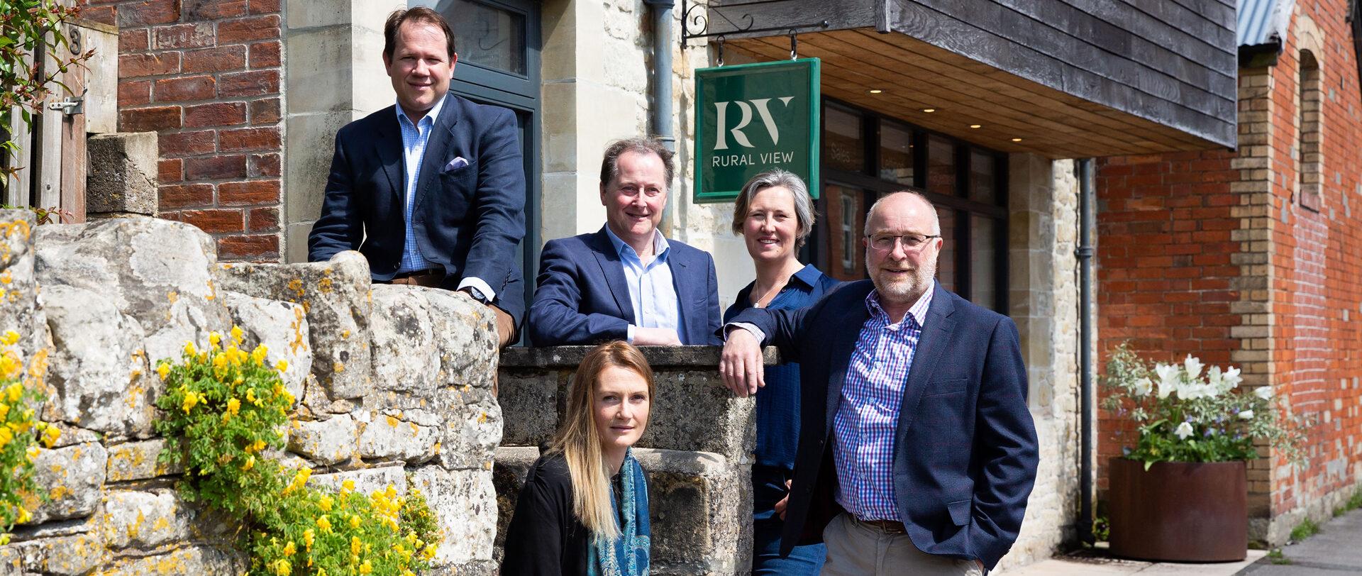 The Rural View team