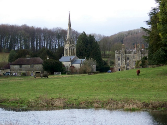 Teffont Wiltshire